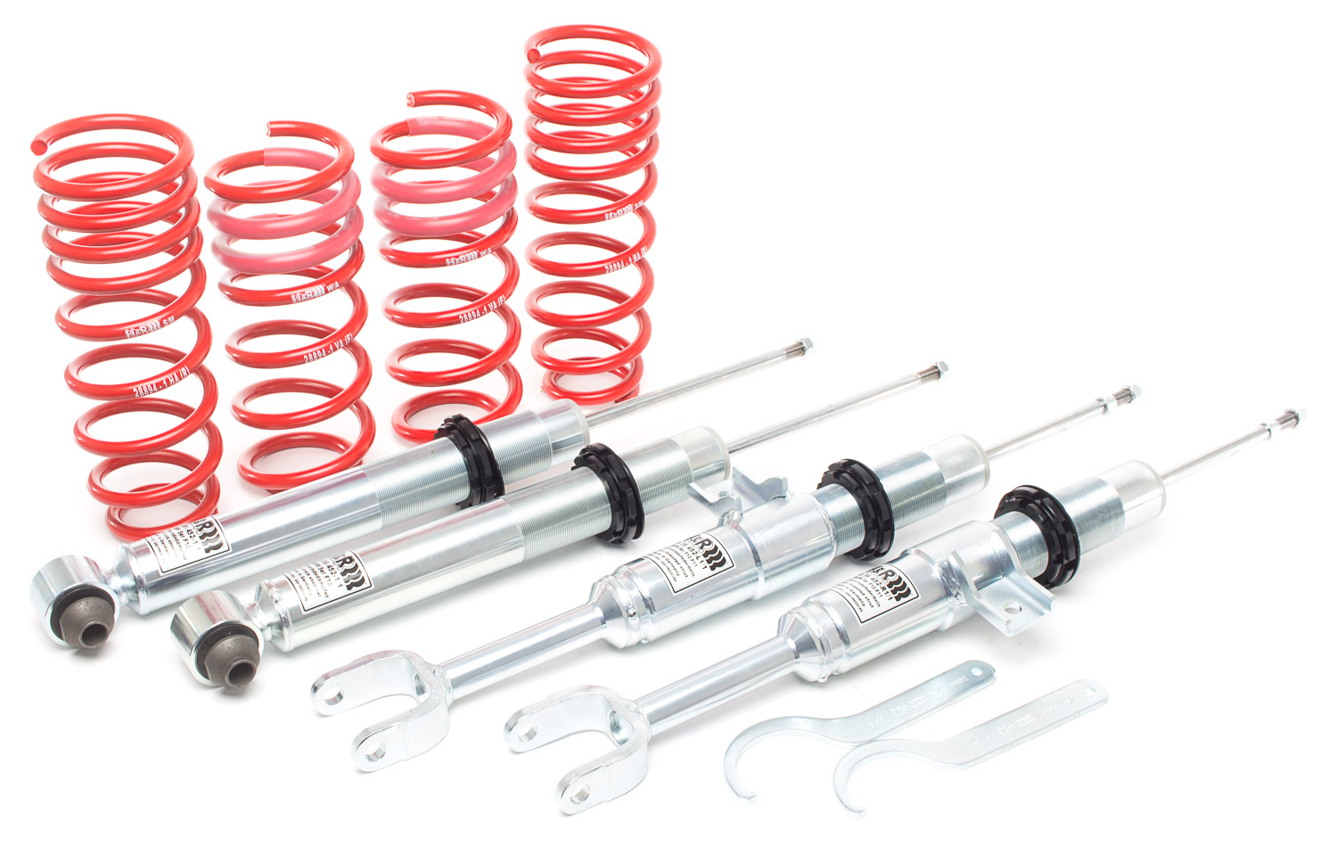 Not M Roadster 6 CYLINDER 29754-2 H+R LOWERING SPRINGS BMW Z3 E36