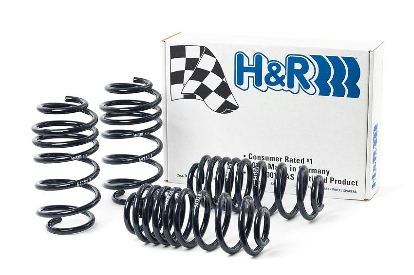 H/&R  29122-1 Performance Spring Set