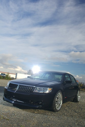 H&R Lincoln MKZ | Projects || H&R Special Springs, LP