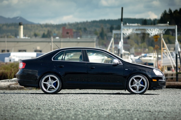 H&R Volkswagen Jetta—Black Edition | Projects || H&R Special Springs, LP