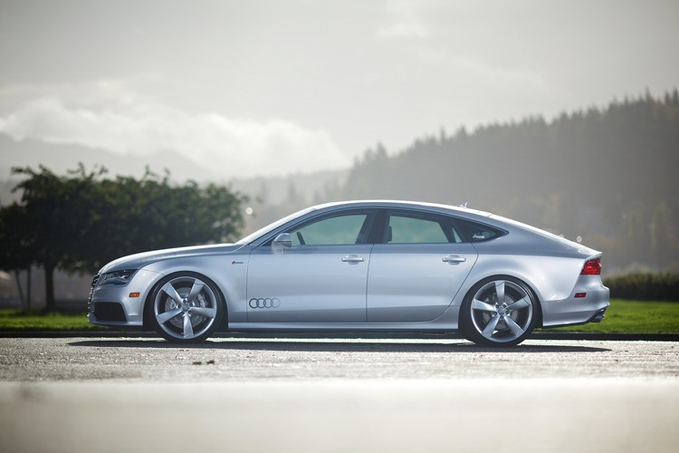 h r 2013 audi a7 projects h r special springs lp. Black Bedroom Furniture Sets. Home Design Ideas