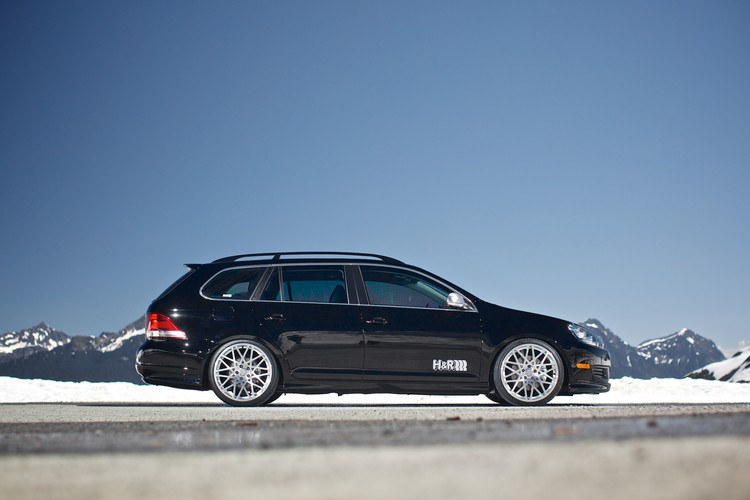 H Amp R 2013 Jetta Sportwagen Projects H Amp R Special