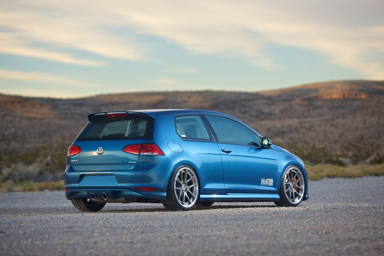 2015 Volkswagen Golf 7 By H Amp R Projects H Amp R Special