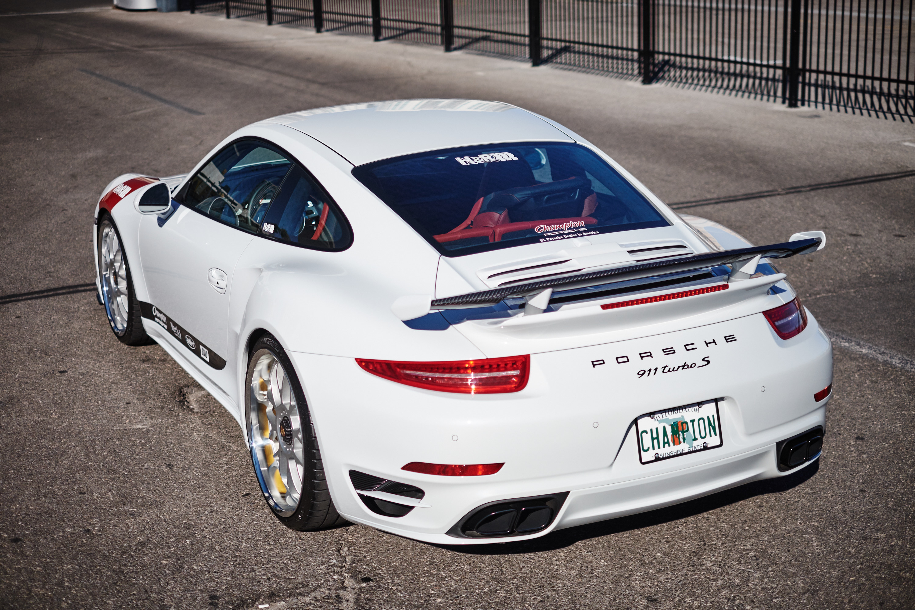 2015 porsche 911 turbo s media h r special springs lp. Black Bedroom Furniture Sets. Home Design Ideas