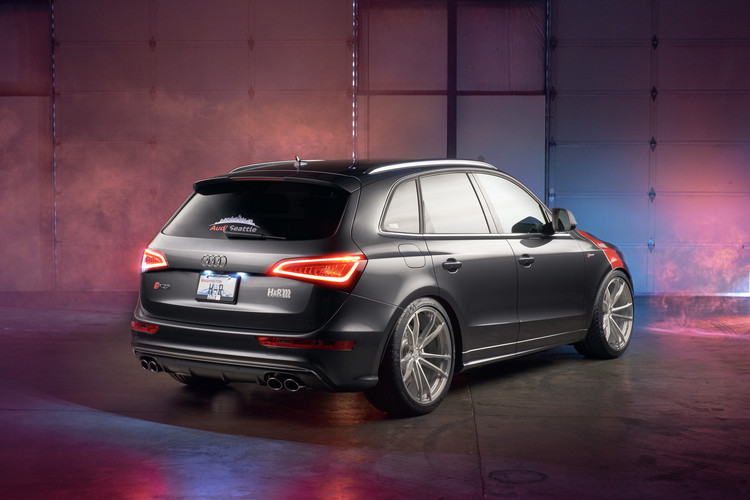 Hrsprings Audi Sq Medium
