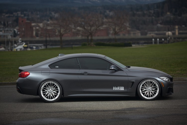 H Amp R 2014 Bmw 428i M Sport Coupe Projects H Amp R Special