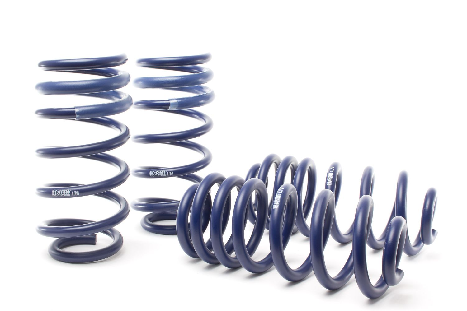 H&R Super Sport Springs for Audi Q5 (FY) | H&R Special