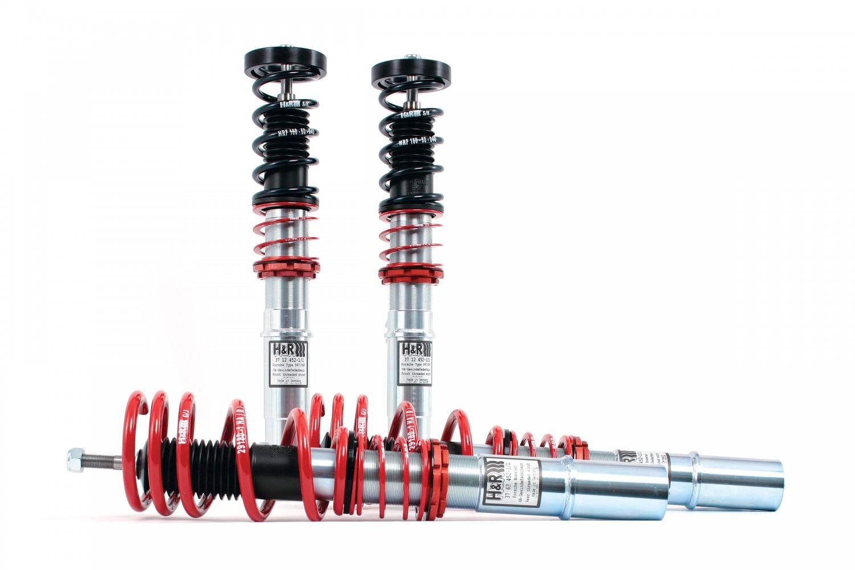 H/&R 32925-1 PCS Damper Adjustable Coil-Over Spring