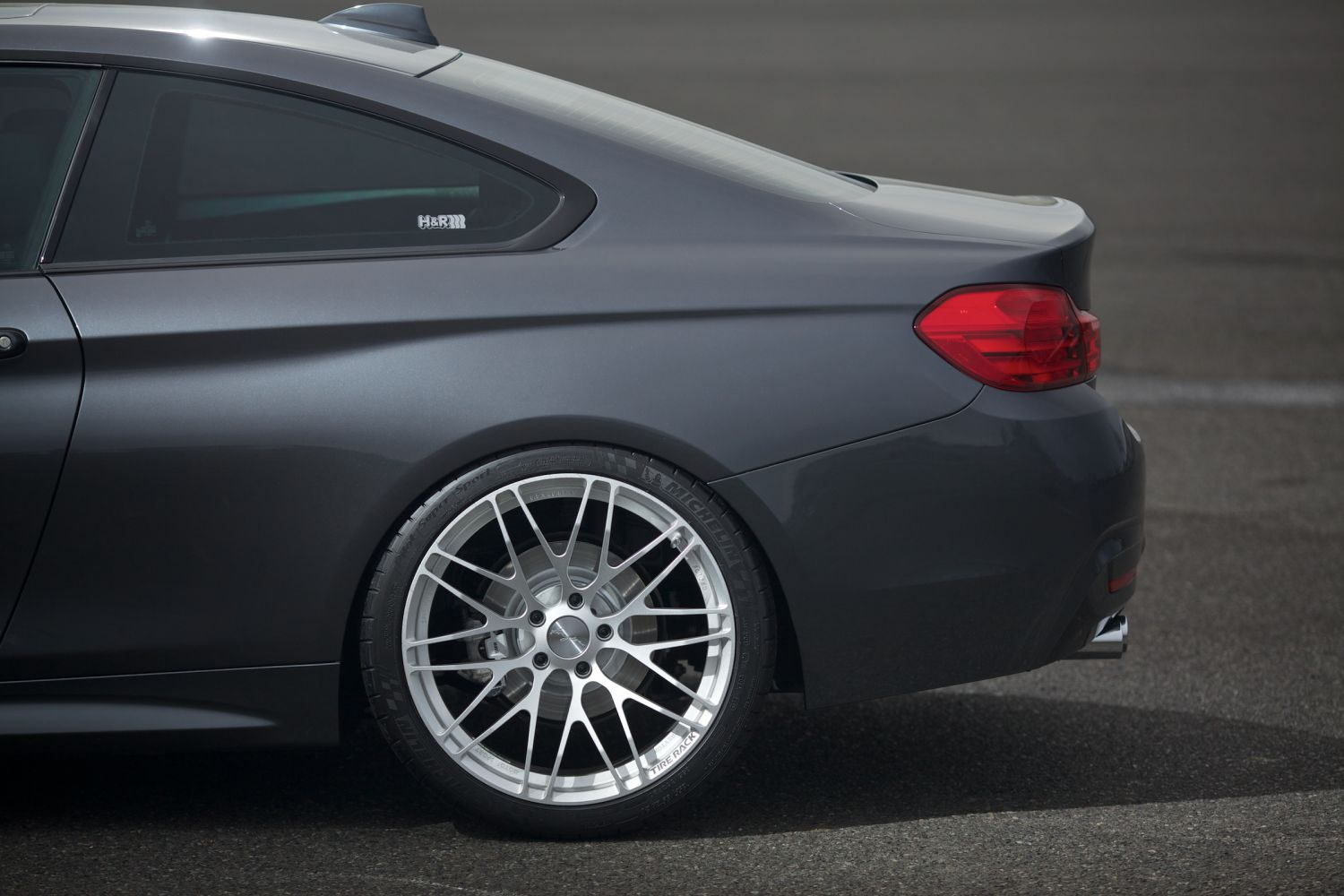 BMW 428I Coupe >> H&R 2014 BMW 428i M Sport Coupe | H&R Special Springs, LP.
