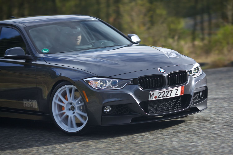 HR BMW I Sedan HR Special Springs LP - 2012 bmw 335i sedan