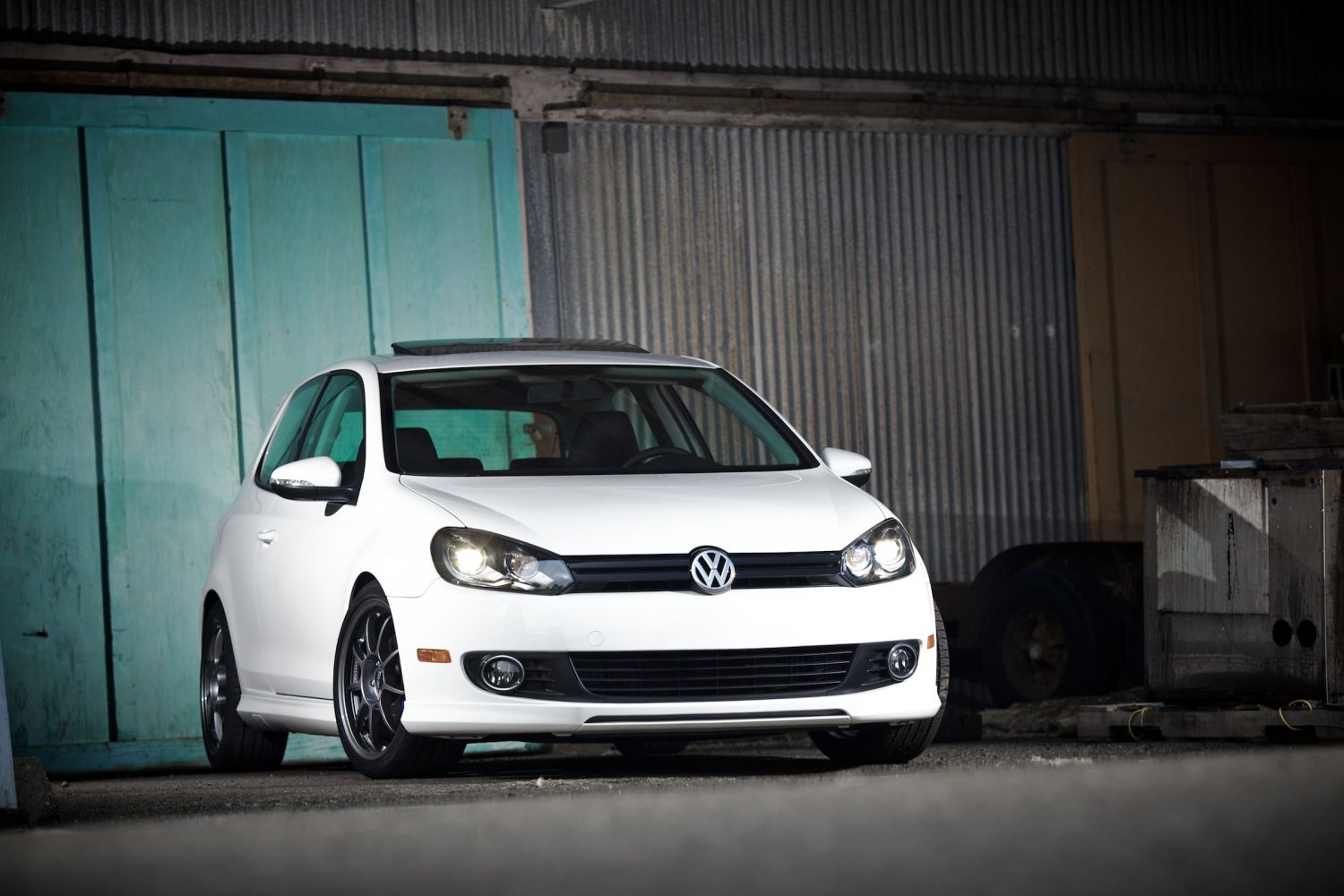 H&R Project Golf 6 TDI | H&R Special Springs, LP.