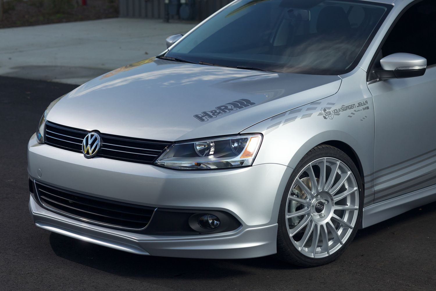 H Amp R Volkswagen Jetta H Amp R Special Springs Lp