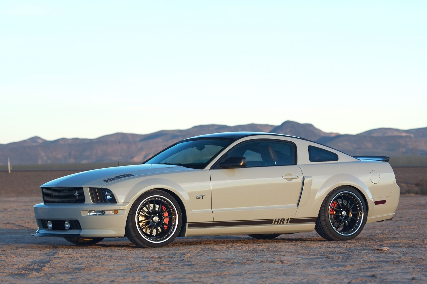 H Amp R Ford Mustang Hr1 Fmj H Amp R Special Springs Lp