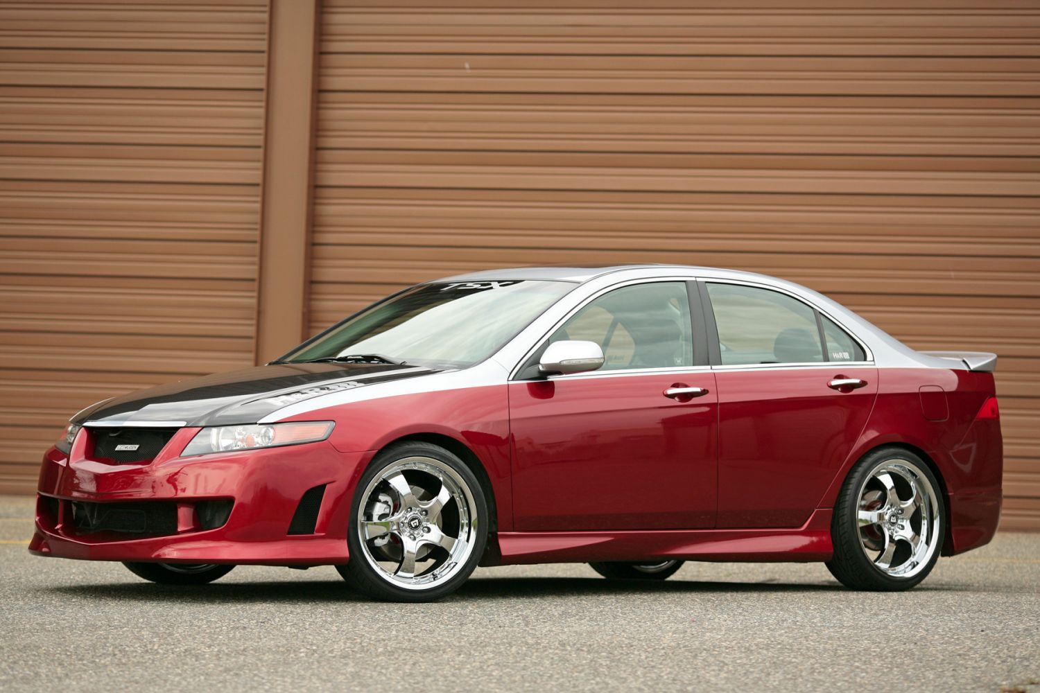 H&R Acura TSX Habanero Project | H&R Special Springs, LP.