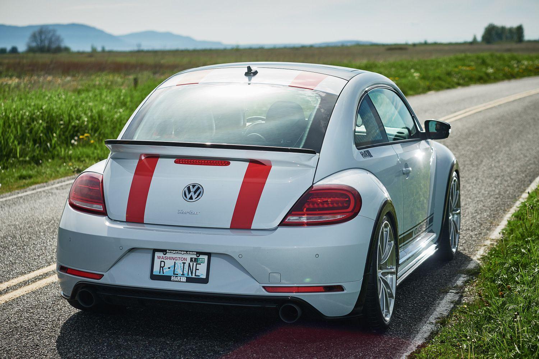 volkswagen beetle  hr special springs lp