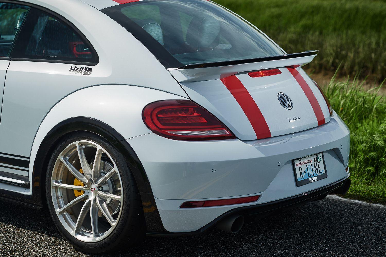 2017 Volkswagen Beetle R | H&R Special Springs, LP.