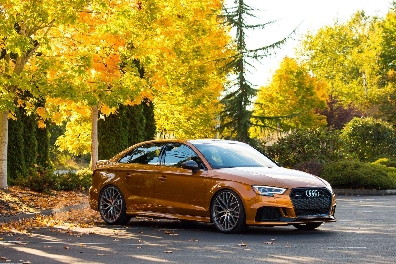 2018 Audi Rs 3 Sedan H Amp R Special Springs Lp