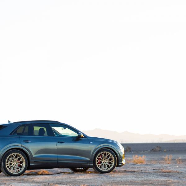 2019 Audi Q8 Camshaft: H&R Special Springs, LP